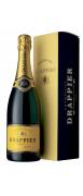 1995  6 fl. Champagne Carte d'Or Brut Drappier i trækasse