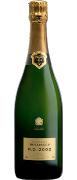2002 Bollinger Champagne R.D. i Original Trækasse DBMG